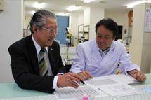 TENSEI systems有限会社(歯科技工業)代表取締役 石松典生様