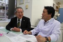 TENSEI systems有限会社(歯科技工業)代表取締役 石松典生様様